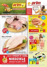 Gazetka promocyjna Prim Market - Słoneczna oferta w Prim Market