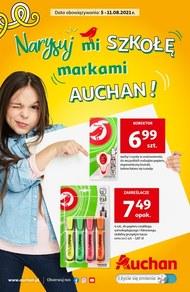 Auchan - artykuły szkolne