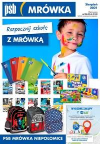 Gazetka promocyjna PSB Mrówka - PSB Mrówka Niepołomice - ważna do 21-08-2021