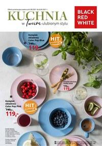 Gazetka promocyjna Black Red White - Black Red White - kuchnia w twoim ulubionym stylu - ważna do 08-09-2021