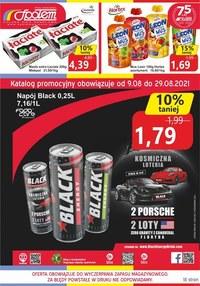 Gazetka promocyjna PSS Społem Gniezno - Oferta handlowa Społem Gniezno - ważna do 29-08-2021