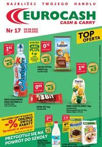 Gazetka promocyjna Eurocash Cash&Carry - Najbliżej Twojego handlu - Eurocash - ważna do 22-08-2021