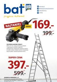 Gazetka promocyjna PSB BAT - PSB Bat - przyjazne budowanie - ważna do 21-08-2021