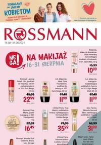 Gazetka promocyjna Rossmann - Pomagamy jak umiemy kobietom - Rossmann - ważna do 31-08-2021
