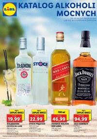 Gazetka promocyjna Lidl - Mocne alkohole na wakacje - Lidl - ważna do 05-10-2021