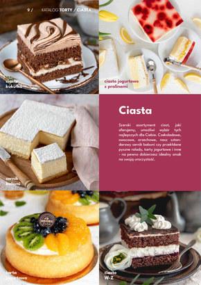 Torty i ciasta w Twój Market
