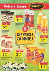 Gazetka promocyjna Arhelan - Kup więcej za mniej w sklepach Arhelan   - ważna do 22-08-2021
