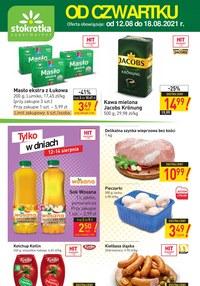 Gazetka promocyjna Stokrotka Supermarket - Stokrotka Supermarket poleca!   - ważna do 18-08-2021