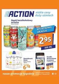 Gazetka promocyjna Action - Niskie ceny, duży uśmiech - Action - ważna do 17-08-2021