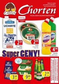 Gazetka promocyjna Chorten - Super ceny w Chorten    - ważna do 25-08-2021