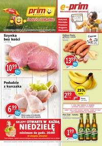 Gazetka promocyjna Prim Market - Prim Market - hity tygodnia - ważna do 18-08-2021