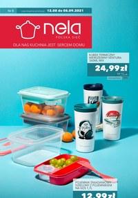 Gazetka promocyjna Nela - Nela - kuchnia jest sercem domu - ważna do 08-09-2021