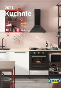 Gazetka promocyjna IKEA - Kuchnie 2021 w IKEA - ważna do 22-08-2021