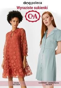 Gazetka promocyjna C&A - Modne sukienki w C&A - ważna do 31-08-2021