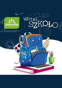 Gazetka promocyjna Stokrotka Supermarket - Stokrotka wita szkołę!  - ważna do 02-09-2021