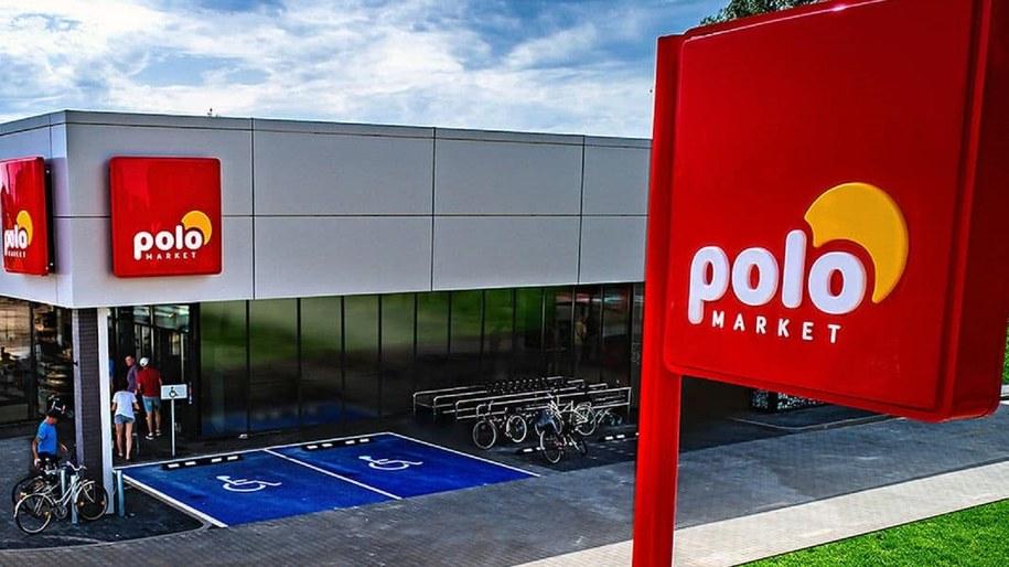 Nowy sklep POLOmarket we wsi Smolec.