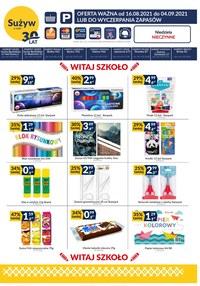 Gazetka promocyjna Sużyw - Kupuj online w sklepach Sużyw - ważna do 04-09-2021