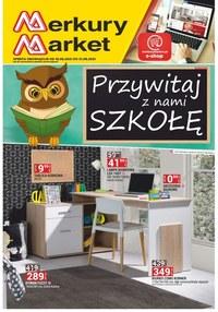 Gazetka promocyjna Merkury Market - Przywitaj szkołę z Merkury Marekt - ważna do 31-08-2021