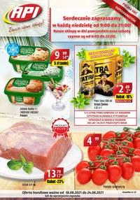 Gazetka promocyjna Api Market - Zawsze udane zakupy w Api Market!    - ważna do 24-08-2021
