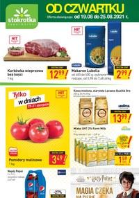 Gazetka promocyjna Stokrotka Supermarket - Magia czeka na Ciebie w Stokrotce Supermarket    - ważna do 25-08-2021