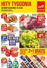 Gazetka promocyjna POLOmarket - Lody na patyku w POLOmarket - ważna do 24-08-2021