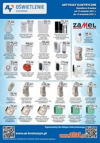 Gazetka promocyjna At - Katalog oświetlenia At - ważna do 14-09-2021