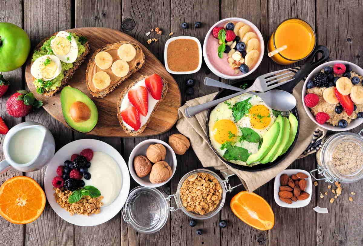 propozycje śniadania