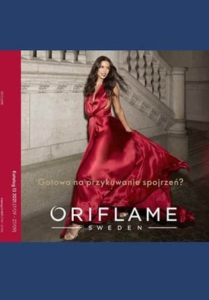 Gazetka promocyjna Oriflame - Wytworna elegancja w Oriflame