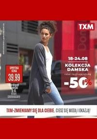 Gazetka promocyjna Textil Market - Taniej do -50% w Textil Market! - ważna do 24-08-2021
