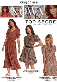 Gazetka promocyjna Top Secret - Nowa moda w Top Secret - ważna do 12-09-2021