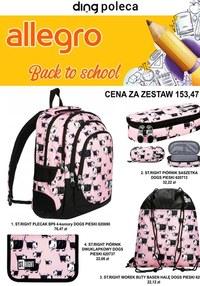 Gazetka promocyjna Allegro - Wróć do szkoły z Allegro!   - ważna do 08-09-2021