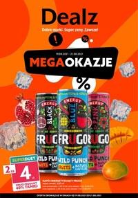 Gazetka promocyjna Dealz - Mega okazje w Dealz!    - ważna do 21-08-2021