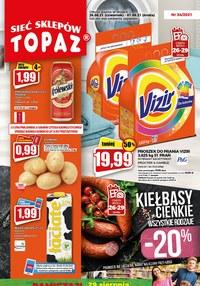 Gazetka promocyjna Topaz - Topaz - oferta promocyjna - ważna do 01-09-2021