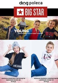Gazetka promocyjna Big Star - Kolekcja dziecięca w Big Star! - ważna do 19-09-2021