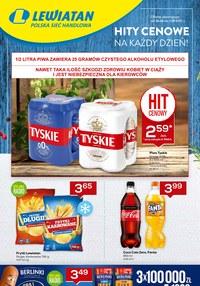 Gazetka promocyjna Lewiatan - Lewiatan - hity cenowe na każdy dzień! - ważna do 01-09-2021