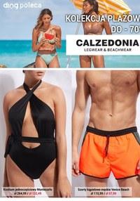 Gazetka promocyjna Calzedonia - Calzedonia - kolekcja plażowa - ważna do 14-09-2021