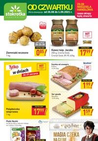 Gazetka promocyjna Stokrotka Supermarket - Magia czeka w Stokrotce! - ważna do 01-09-2021
