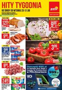 Gazetka promocyjna POLOmarket - Od środy do wtorku w Polomarkecie - ważna do 31-08-2021