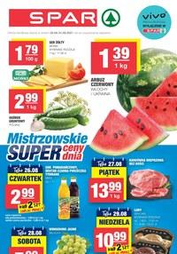 Gazetka promocyjna SPAR - SPAR - nowa oferta promocyjna - ważna do 31-08-2021