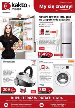 Gazetka promocyjna Kakto.pl - Kakto - my się znamy!
