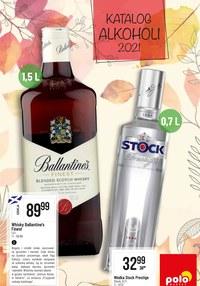 Gazetka promocyjna POLOmarket - Katalog alkoholowy POLOmarket - ważna do 15-09-2021