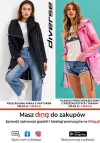 Gazetka promocyjna Ding Poleca - Ding Poleca - obuwie na jesień w niskich cenach!