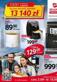 Gazetka promocyjna Selgros Cash&Carry - Oferta przemysłowa Selgros - ważna do 15-09-2021