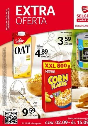 Gazetka promocyjna Selgros Cash&Carry - Extra oferty w Selgros!