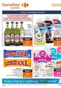 Gazetka promocyjna Carrefour Express - Oferta handlowa - Carrefour Express - ważna do 06-09-2021