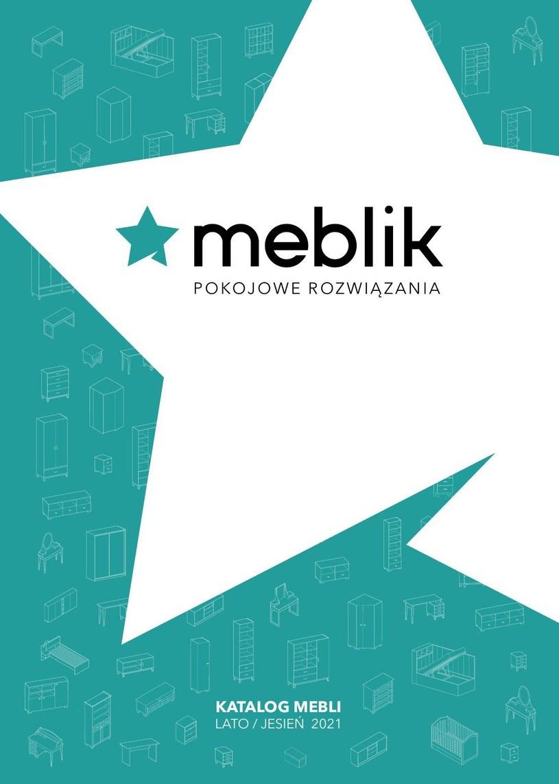 Gazetka promocyjna Meblik - ważna od 27. 08. 2021 do 20. 12. 2021