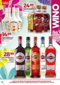 Gazetka promocyjna Topaz - Topaz - oferta z alkoholem