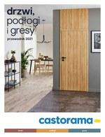 Drzwi, podłogi i gresy w Castoramie