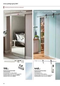 Gazetka promocyjna Castorama - Drzwi, podłogi i gresy w Castoramie