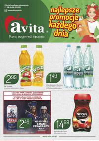 Gazetka promocyjna Avita - Najlepsze promocje każdego dnia w sklepach Avita - ważna do 04-09-2021